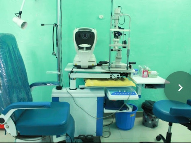 Eye Specialist in Wakad